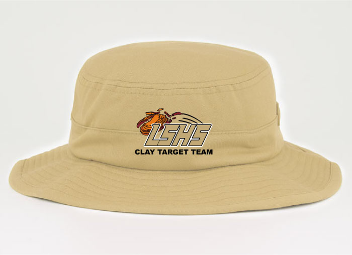 LSHS Clay Target Team - Embroidered Boonie Hat (1942)  85fbb5c7153