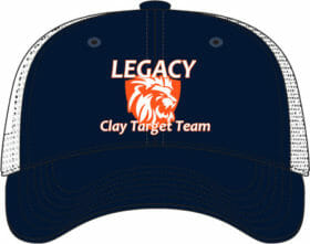 350f604567ab7 Legacy Clay Target Team – Embroidered Baseball Cap (404M)