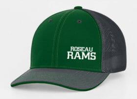 c5643d9155b55 Roseau Clay Target Team – Embroidered Baseball Cap (404M)