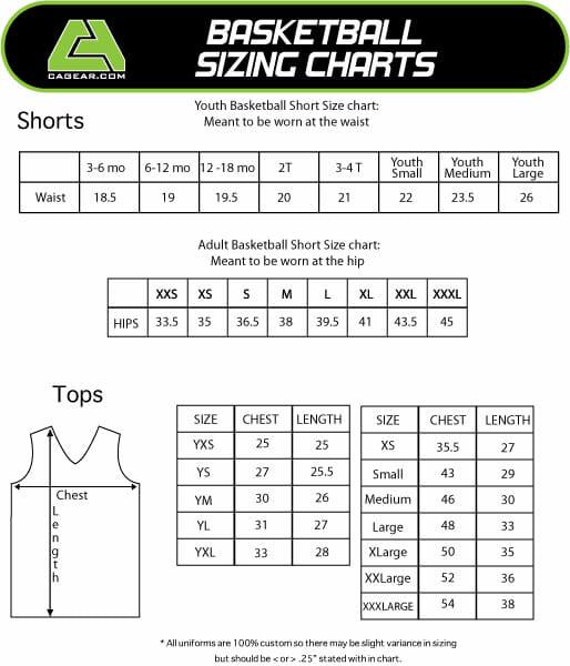 Basketball-Sizing-Chart