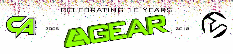 CA Gear 10th Anniversary