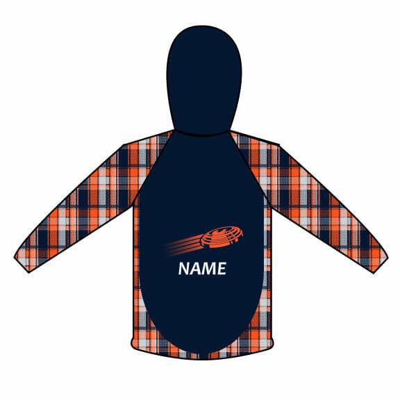 Lctt plaid hoodie custom apparel inc - Hooi plaid ...