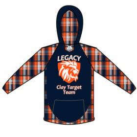 00898f667b634 Legacy Clay Target Team – Full-Dye Plaid Hoodie