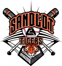 CA Sandlot Tigers Baseball