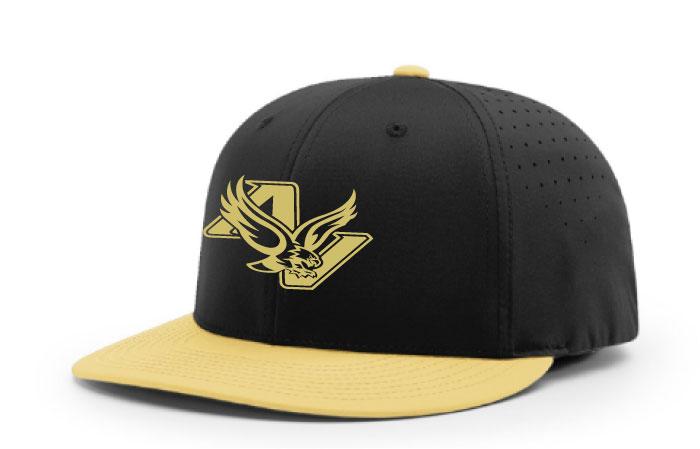 Apple Valley Baseball - Embroidered Baseball Cap (Richardson PTS30 ... 3ed19f8a83b