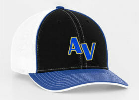 Royal-Blue-AV-Fastpitch-Hat-404M